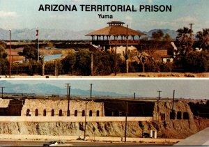 Arizona Yuma Arizona Territorial Prison
