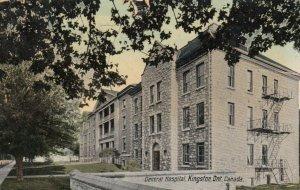 KINGSTON , Ontario , Canada ,1914 ; General Hospital version 4