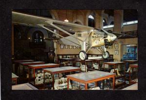 DC Spirit St Louis Charles Lindbergh Smithsonian Museum Washington Postcard