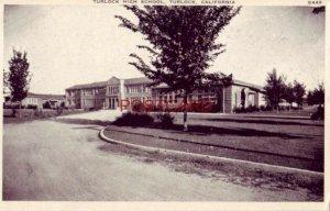 TURLOCK HIGH SCHOOL, Turlock, CALIFORNIA