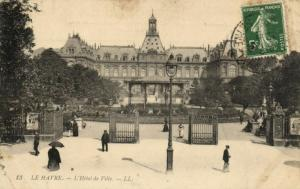 CPA  Le Havre - L'Hotel de Ville      (201280)