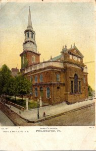 Pennsylvania Philadelphia Christ's Church