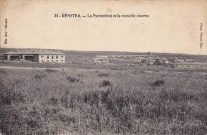 La Pyrotechnie Et La Nouvelle Caserne, Kenitra, Morocco, Africa, 1910-1920s