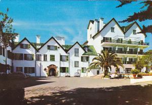 Hotel Reina Victoria Ronda Malaga Spain