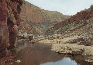 Ormiston Gorge , Australia , 60-80s