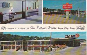 Iowa Sioux City The Palmer House Motel