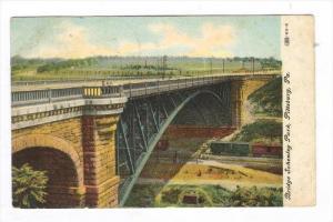 Bridge Schenley Park, Pittsburg, Pennsylvania, 1900-10s