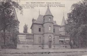 SEDAN-DONCHERY , Chateau de Bellevue , Ardennes , France , PU-1915