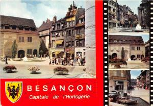 BR30640 Promenade dans la zone pietonale Besancon France