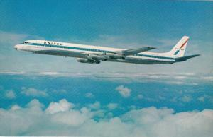 Fly the Friendly Skies of United, Airplane, United´s DC-8, Jet Travel, 40´s...