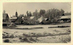Czech Republic Sněžné na Moravê 03.01