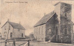 ESTEVAN , Sask. , Canada , 1915 ; Presbyterian Church