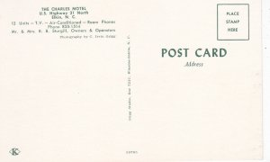 ELKIN , North Carolina , 1950-60s ; The Charles Motel