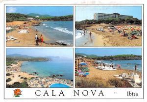 Spain Cala Nova Ibiza different aspects