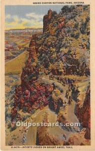 Publisher Fred Harvey Postcard H-4478 Unused
