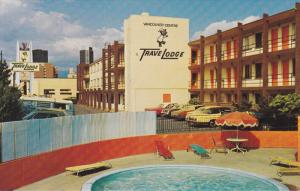 Swimming Pool, TraveLodge, VANCOUVER, British Columbia, Canada, 40-60´
