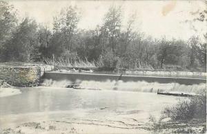 RPPC of a Small Dam at Alexandria? Nebraska NE 1908