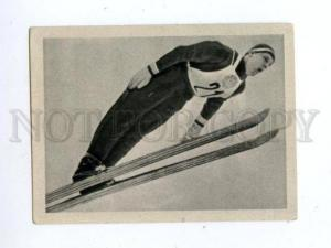 166961 VII Olympic ANTII HYVARINEN ski jumper CIGARETTE card