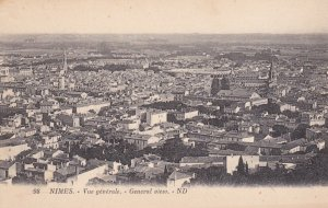 NIMES, France, 1900-10s; General View