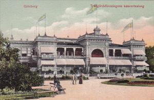 Tradgardsforeningens Koncertsalong, Goteborg, Sweden, 1900-1910s
