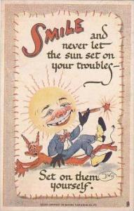 Tucks Smile And Never Let Let The Sun Set On Your Troubles Dwig