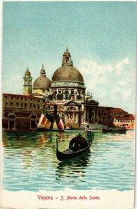 CPA Venezia S.Maria della Salute . ITALY (495503)