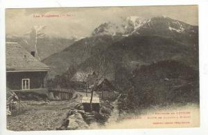 Environs De Luchon, Le Portillon-Route De Luchon A Bosost, Luchon (Haute-Garo...
