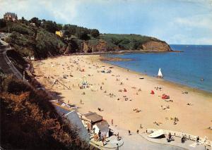France Etables sur Mer La plage des Godelins Beach Strand