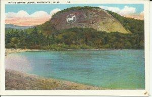 White MTS., N.H., White Horse Ledge