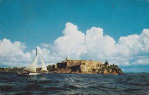 Morro castle , PUERTO RICO , 50-60s