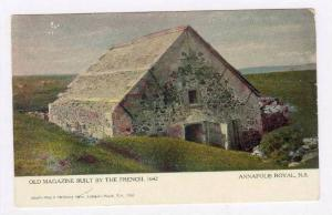 Old Magazine, Annapolis Royal, N.S., Canada, 00-10s