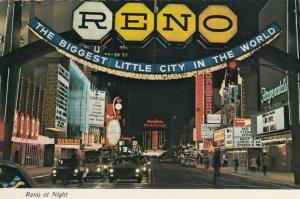 RENO , Nevada, 1950-1970s