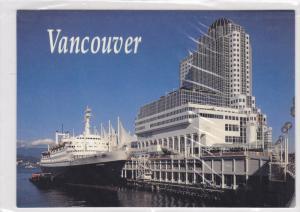 Cruise Ship, VANCOUVER, British Columbia, Canada, 40-60´s