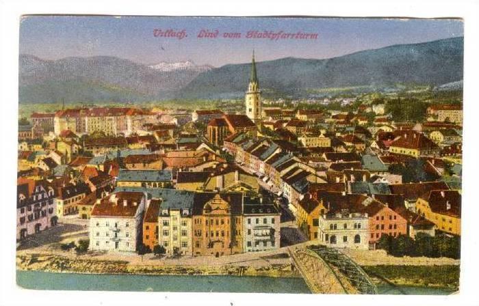 Villach/Beljak , Austria , 00-10s