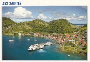 Sailboats/Boats, Archipel De La Guadeloupe, Les Saints, Terre-de-Haut, La Rad...