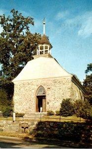 New York North Tarrytown Old Dutch Church 1963