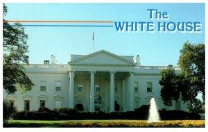 1980's The White House Washington D.C. PC1984