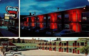 Montana Missoula The Bel Air Motel