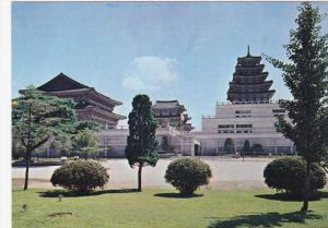 National Museum, Gyeongbog Palace, SEOUL, South Korea, 50-70's