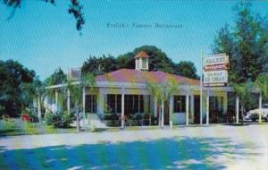 Florida Mount Dora Fralick's Famous Restaurant Highland Avenue