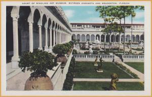Sarasota, Florida - Court of Ringling Art Museum