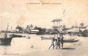 BR56989 Madagascar Tamatave la Ponte Hasti ship bateaux    Madagascar