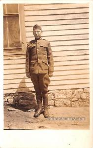 Military Real Photo Post Cards Old Vintage Antique Soldier, Army Men Charles ...
