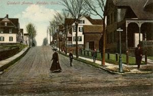 CT - Meriden.  Goodwill Avenue