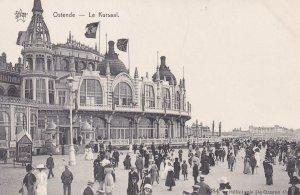 OSTENDE, Flemish Brabant, Belgium, 1900-1910s; Le Kursaal