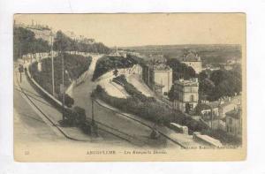 Les Remparts Desaix, Angoulême (Charente), France, 1900-1910s