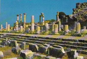 Turkey Selcuk Efes Harabeleri