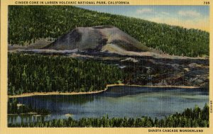 CA - Lassen Volcanic Nat'l Park, Cinder Cone