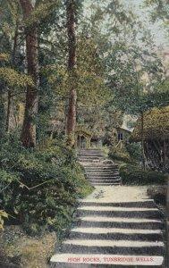 TUNBRIDGE WELLS, Kent, England, 1900-1910's; High Rocks
