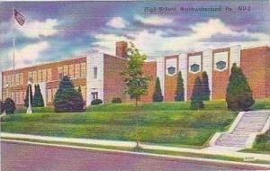 Pennsylvania Northumberland High School